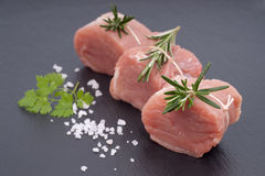 Fillet of pork Royalty Free Stock Photography