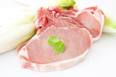 Fillet of red meat Royalty Free Stock Photo