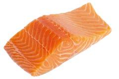 Fillet of salmon. Royalty Free Stock Photo