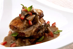 Fillet steak Stock Image