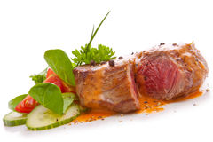 Fillet steaks Royalty Free Stock Image