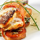 Fillet of Trout Royalty Free Stock Images
