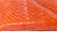 Fillet of trout Royalty Free Stock Photography