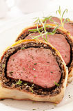 Fillet Wellington Royalty Free Stock Photos