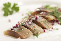 Filleted fish Royalty Free Stock Photography