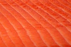 Filleted salmon Royalty Free Stock Photos