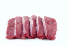 Fillets.... royalty free stock photography