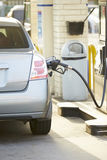Filling Car At Gas Station Royalty Free Stock Image