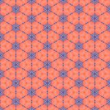 Filling hexagons. Abstract colorful background filling mesh for textiles, effects. Use it, enjoy it Royalty Free Stock Photo