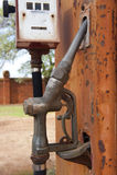 Filling Pump Stock Image