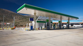 Filling Station Stock Photos