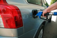 Filling Station Stock Photography