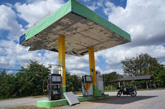 Filling station Royalty Free Stock Images