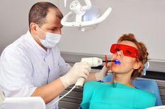 Fillings Royalty Free Stock Image