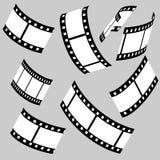 Filmów paski royalty ilustracja