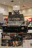 007 filmów samochód Zdjęcie Stock