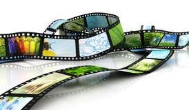 Film Royalty-vrije Stock Afbeelding