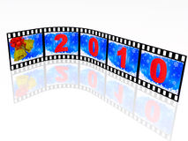 Film 2010 Royalty Free Stock Photo