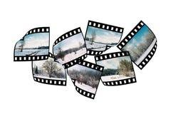 Film_4 Fotografering för Bildbyråer