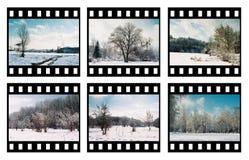 Film_6 Arkivbild