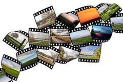 Film_8 Arkivfoto