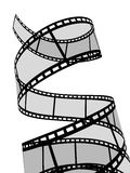 Film. 3d rendered illustration of a film strip Royalty Free Stock Photo
