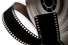 Film Royalty Free Stock Photography