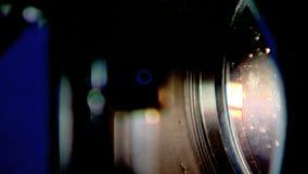Film antikvitet, fritid, tjusning stock video