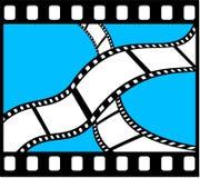 Film auf Film stock abbildung
