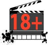 Film avec la scène explicite Photos libres de droits