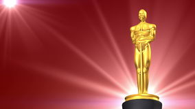 Film award stock footage