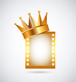 Film award. Design, vector illustration eps10 graphic Stock Photo