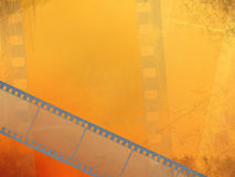Film  background. Background with 35 mm film Stock Photos