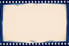 Film background. Designed empty film strip background Royalty Free Stock Photography