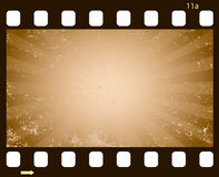 Film background. Grunge film background. More film images in my portfolio Royalty Free Stock Images
