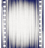Film background. Designed grunge filmstrips, may use as a background Royalty Free Stock Images