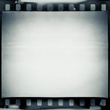 Film background. Grungy filmstrip, may use as a background Stock Photo