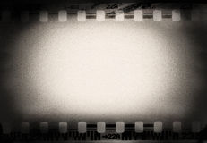 Film background Royalty Free Stock Photos
