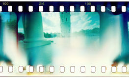 Film background Royalty Free Stock Photos