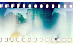 Film background Royalty Free Stock Photography
