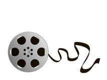 Film-Bandspule Lizenzfreies Stockfoto