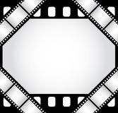 Film border Stock Images