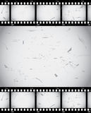 Film border. From a series in my portfolio Royalty Free Stock Photography