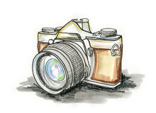 Film Camera Royalty Free Stock Images