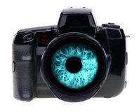 Film Camera Royalty Free Stock Photos