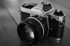Film camera Royalty Free Stock Photo
