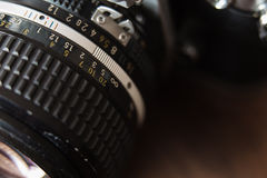 Film camera Royalty Free Stock Photography
