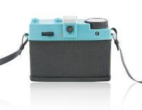 Film camera isolate Stock Image