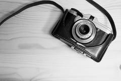 Film cameras Stock Photo