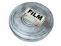 Film can Stock Photo